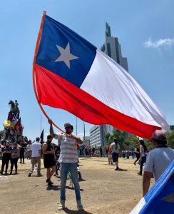 Balance de la huelga general chilena