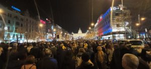 República Checa y Eslovaquia celebran los 30 años del fin de la dictadura