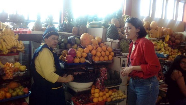 Quito frutas