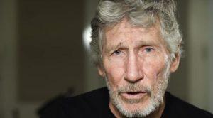 Pink Floyd Mitbegründer Roger Waters  in Solidarität mit Chile