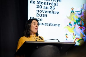 Salon du livre de Montréal. L'empreinte écologique d'un livre versus la liseuse numérique