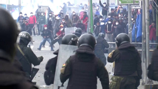 Massacre in Cochabamba: Anti-Indigenous Violence Escalates as Mass Protests Denounce Coup in Bolivia