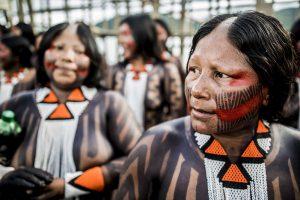 Amazônia centro do mundo: Encontro em defesa da Amazônia e do planeta