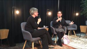 Sheila Watt-Cloutier aboga por el derecho al frío y protege el modo de vida de los inuit