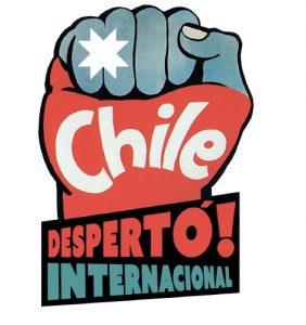 """150 πόλεις σε 32 χώρες: διεθνές δίκτυο """"Η Χιλή ξύπνησε"""""""
