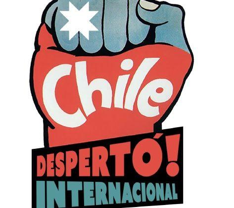 150 villes dans 32 pays : Réseau international « Chile Despertó » (Chili s'est réveillé)