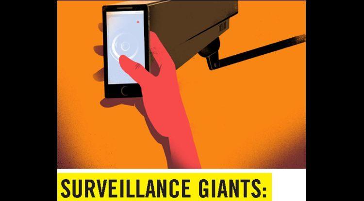 Überwachung durch Facebook und Google: Eine beispiellose Gefahr für die Menschenrechte