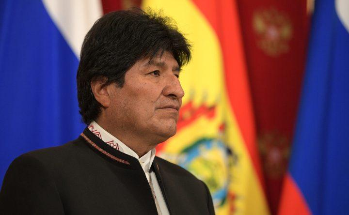 Evo Morales: «Hay que hacer sacrificios para preservar la paz y yo estoy sacrificando mi candidatura, aunque tenga todo el derecho a ella»