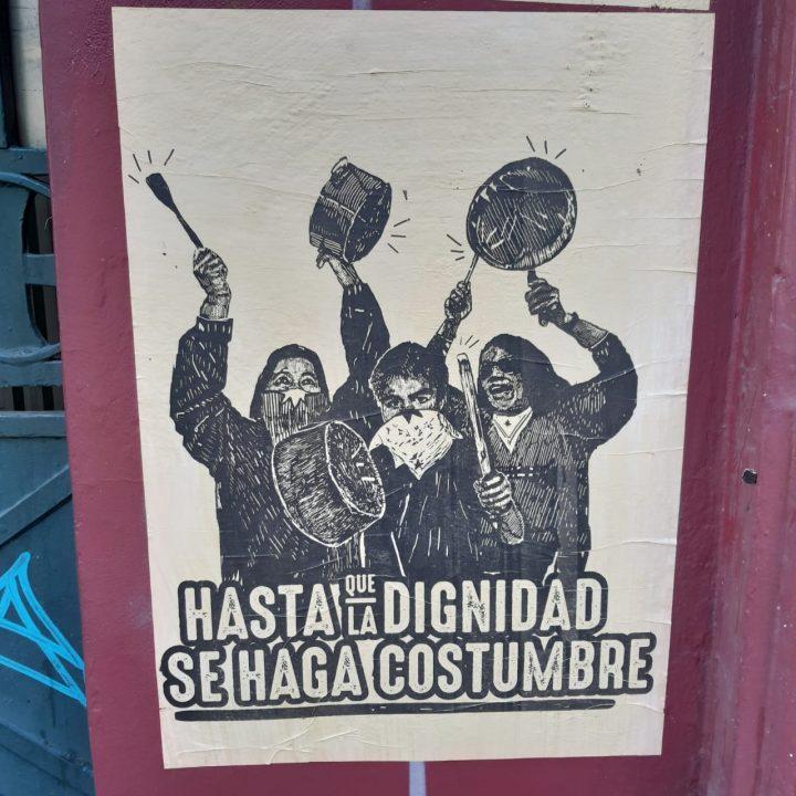 #ChileDespertó : breves apuntes de un viaje vertiginoso