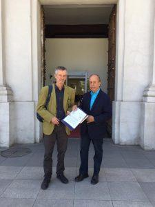 [Chile] Organizaciones de Derechos Humanos piden renuncia de Director General de Carabineros