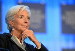 Amtsantritt der neuen Zentralbank-Präsidentin Christine Lagarde