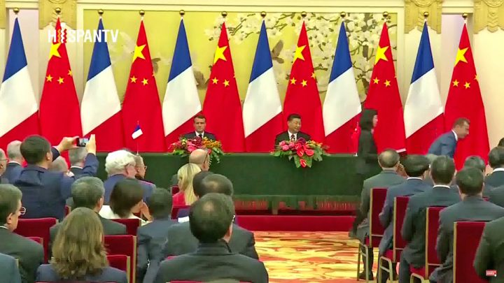 China y Francia reiteran apoyo al acuerdo de París sobre el clima