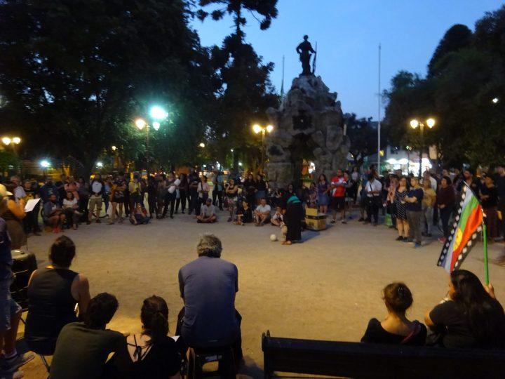 Χιλή: το κίνημα που ζητά αξιοπρέπεια αυτο-οργανώνεται στις γειτονιές