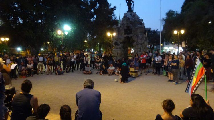 Chili : le mouvement qui veut la dignité s'organise dans les quartiers
