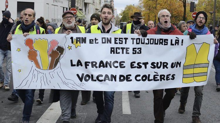 Acte 53 des Gilets Jaunes : « La France est sur un volcan de colères »