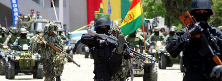 Bolivia: abrogare la norma sull'impunità alle forze armate