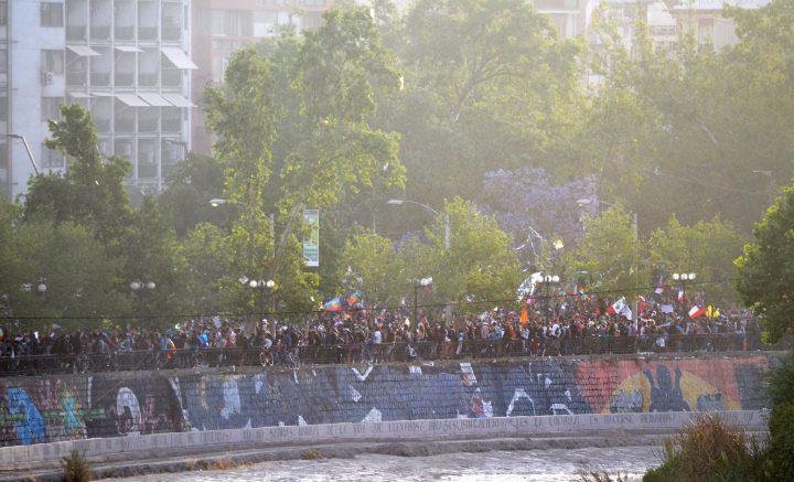 Cile, verso lo sciopero generale per l'Assemblea Costituente