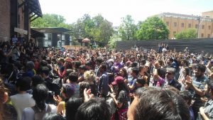 Cile: manifestazioni nelle regioni, assemblee popolari, marce e molte riunioni