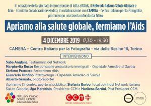 Torino – Apriamo alla salute globale, fermiamo l'Aids