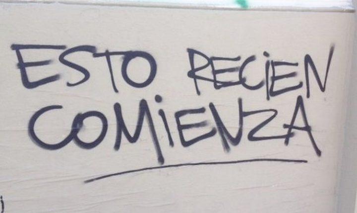 Chili. Assemblées populaires : «Nous sommes pour une société nouvelle qui vient d'en bas»