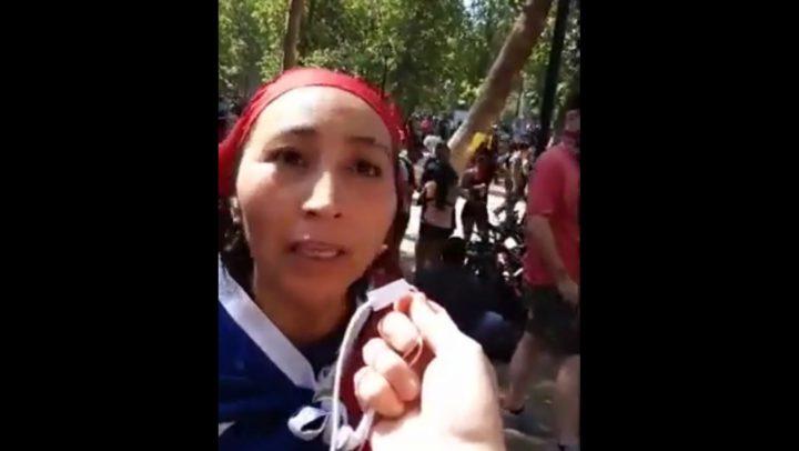 #Chiledespertó desde la Plaza de la Dignidad [consulta de opinión]