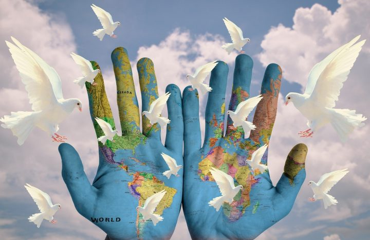 Ending Violence, Exploitation, Ecological Destruction and War: Creating a Culture of Peace