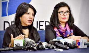 Órgão de direitos humanos da Bolívia exige que militares deixem de agir em manifestações