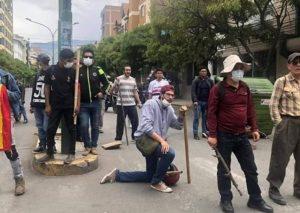 Bolivia: La derecha arremete con odio y violencia contra las organizaciones sociales