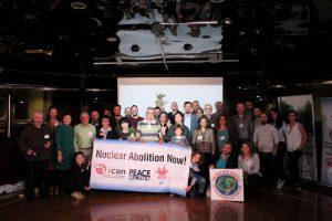 Εκδήλωση για την υπογραφή της Συνθήκης Απαγόρευσης των Πυρηνικών Όπλων