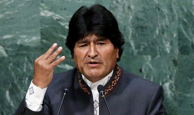The International Humanist Party repudiates and condemns the coup perpetrated in Bolivia against the legitimate government of Evo Morales