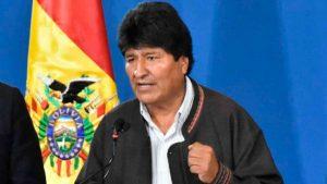 "Evo Morales sostiene il dialogo in Bolivia: "" Prima o poi torneremo """