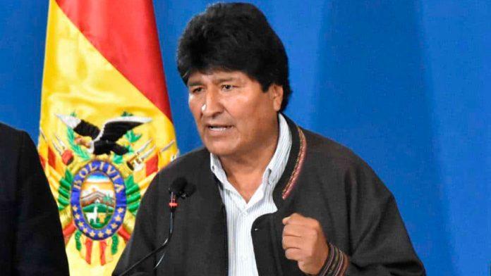 "Evo Morales aboga por el diálogo en Bolivia: ""Vamos a volver tarde o temprano"""