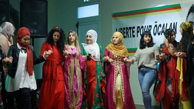 La communauté kurde bordelaise célèbre le 41ème anniversaire du PKK