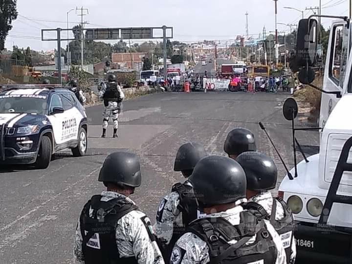 México: pronunciamiento conjunto del CNI-CIG y EZLN