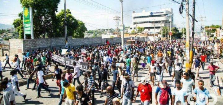 Gobierno de Haití busca crear una guerra civil y militarizar el país