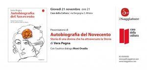 """""""Autobiografia del Novecento"""" presentato a Milano"""