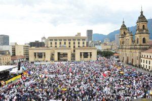 Las marchas del 21N en Colombia, análisis en tres pasos