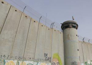 Israel restringe acesso de agricultores palestinos às suas terras isoladas pelo muro