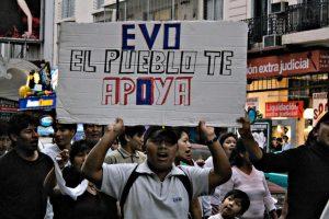 Podemos condena el Golpe de Estado en Bolivia