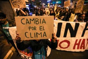 COP25: Activistas realizarán plantón frente al MINAM para exigir compromisos climáticos