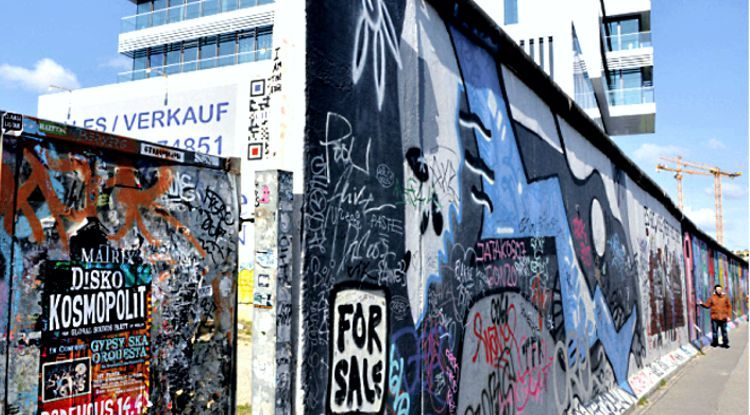 Quo vadis East Side Gallery?