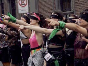 «Un violador en tu camino» performance feminista chilena se viraliza mundialmente