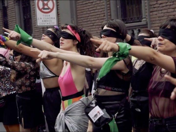 La performance féministe chilienne «Un violeur sur ton chemin» se propage dans le monde entier