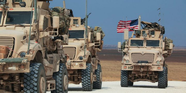 Proposed withdrawal of US troops in Syria