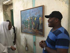 Zanzíbar se concentra en el futuro de artes visuales en África