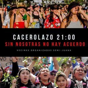 Chile: la élite política vuelve a dar la espalda al movimiento social