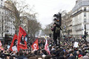 17D, Las pensiones en Francia: Frente a esta movilización histórica, ¿puede el gobierno mantenerse firme?