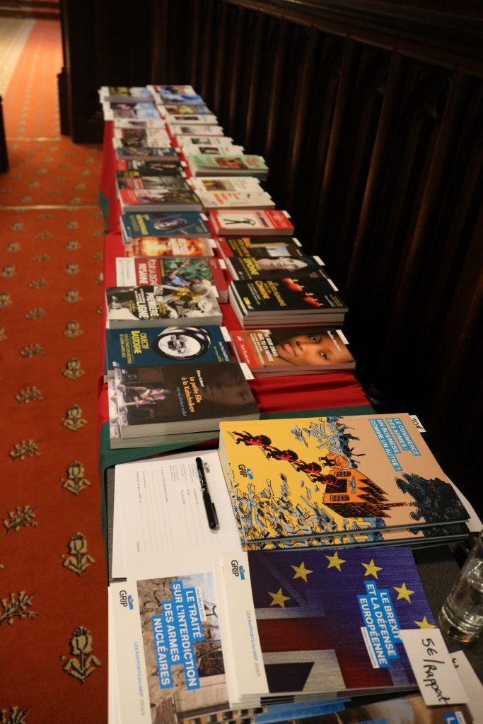 L'Afrique au coeur des préoccupations des acteurs de la Paix et du désarmement