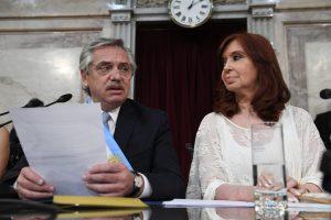 El discurso completo del presidente argentino Alberto Fernández