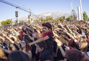 Una coreografía sanadora para Chile y el mundo